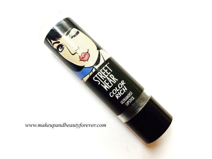Street Wear Color Rich Ultramoist Lipstick Foxy Fantasy 5 Review Swatch FOTDs MBF