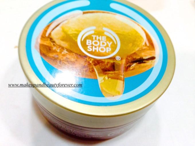 The Body Shop Wild Argan Oil Rough Scrub Review Huile D'Argan Sauvage Exfoliant