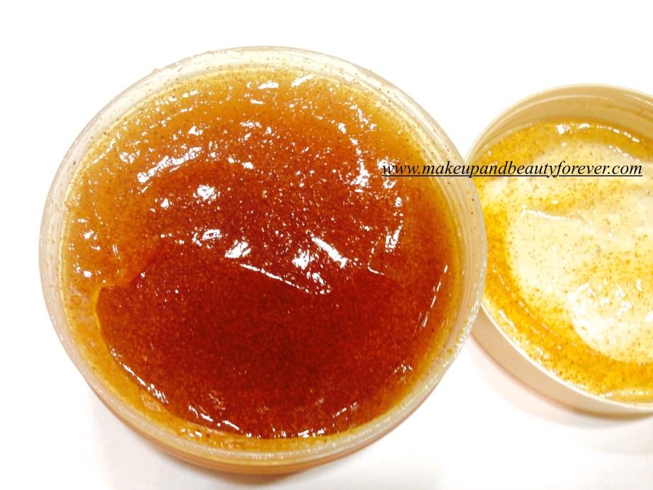 The Body Shop Wild Argan Oil Rough Scrub Review India MBF