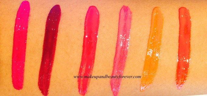 The Revlon ColorStay Moisture Stain Review, Shades, Swatches Available In India