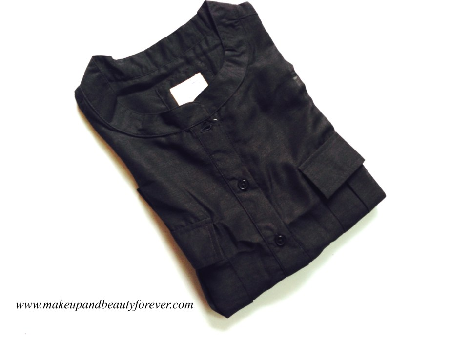 Black Formal top MBF