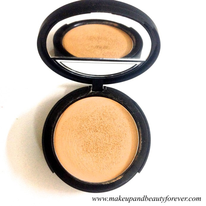 The Body Shop Extra Virgin Minerals Cream Compact Foundation with SPF 15 Review