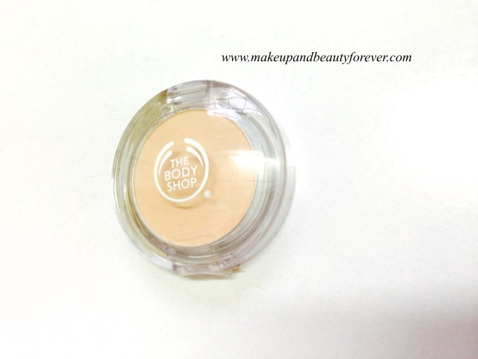 The Body Shop Eye Shadow Color