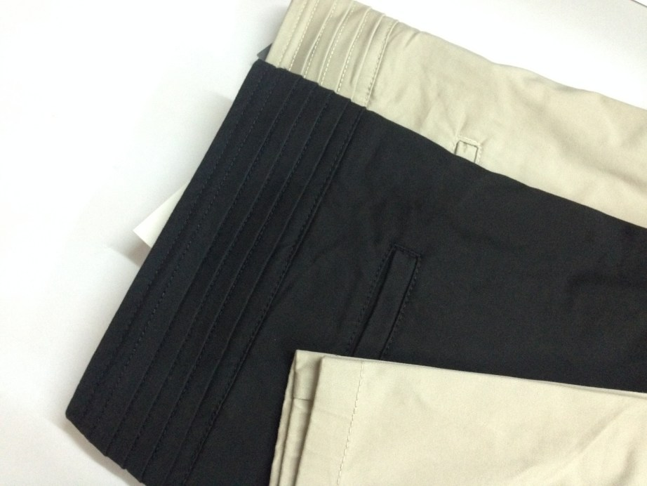 Black and Beige designer Formal Pant Trousers