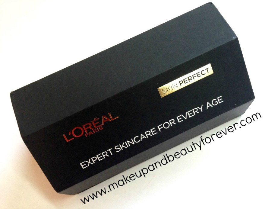 L'Oreal Paris India Skin Perfect Range - Skin Care for every Age