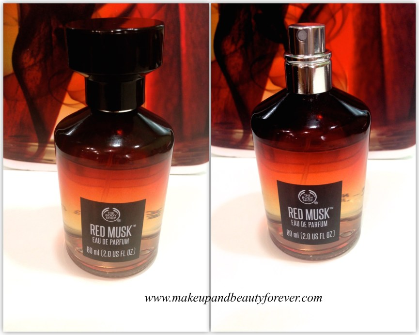 The Body Shop Red Musk Eau De Parfum Review
