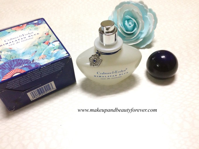 Crabtree & Evelyn Himalayan Blue EDT Review