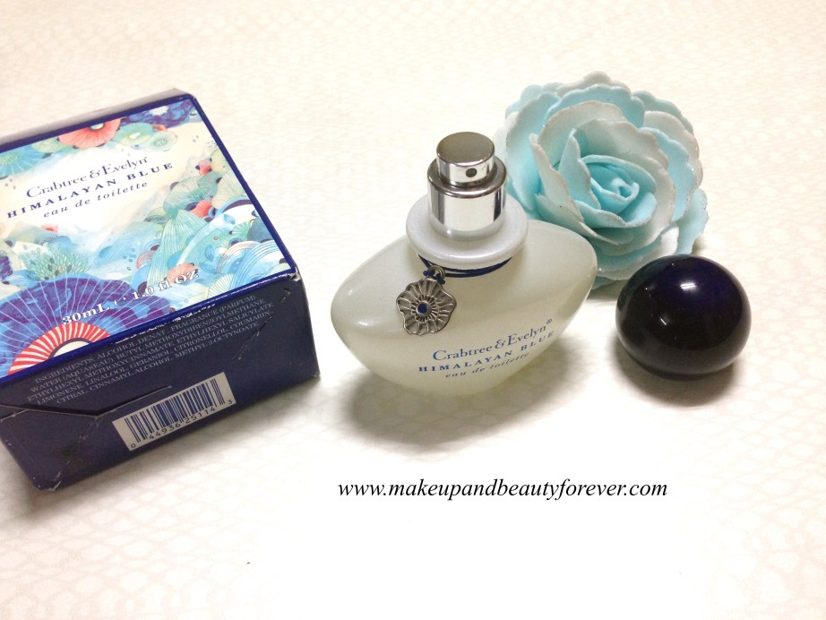 Crabtree & Evelyn Himalayan Blue Eau De Toilette