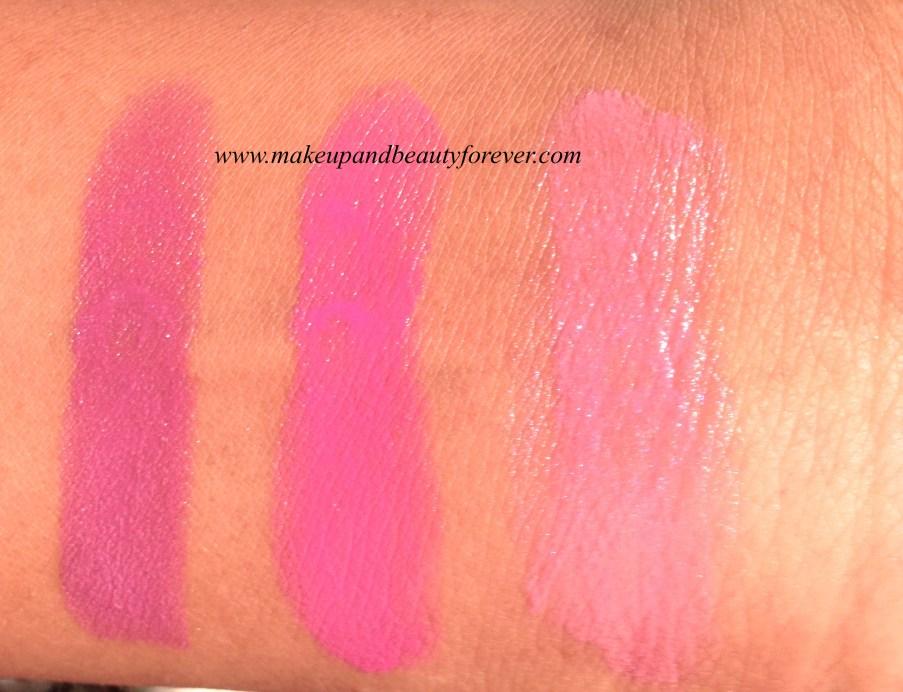 New Lakme Enrich Satin Lipstick P170  Lakme Enrich Satin Lipstick P171  New Lakme Enrich Satin Lipstick P172