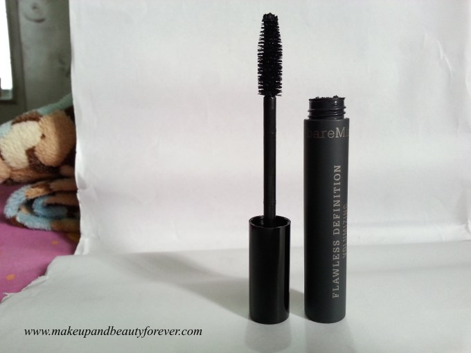 BareMinerals Flawless Definition Volumizing Mascara Review India