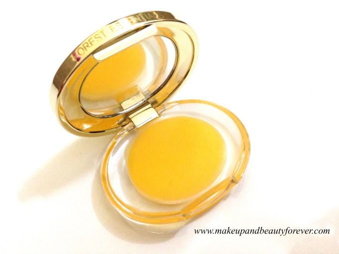 Forest Essentials Luscious Lip Balm Sweet Narangi Juice Review 1