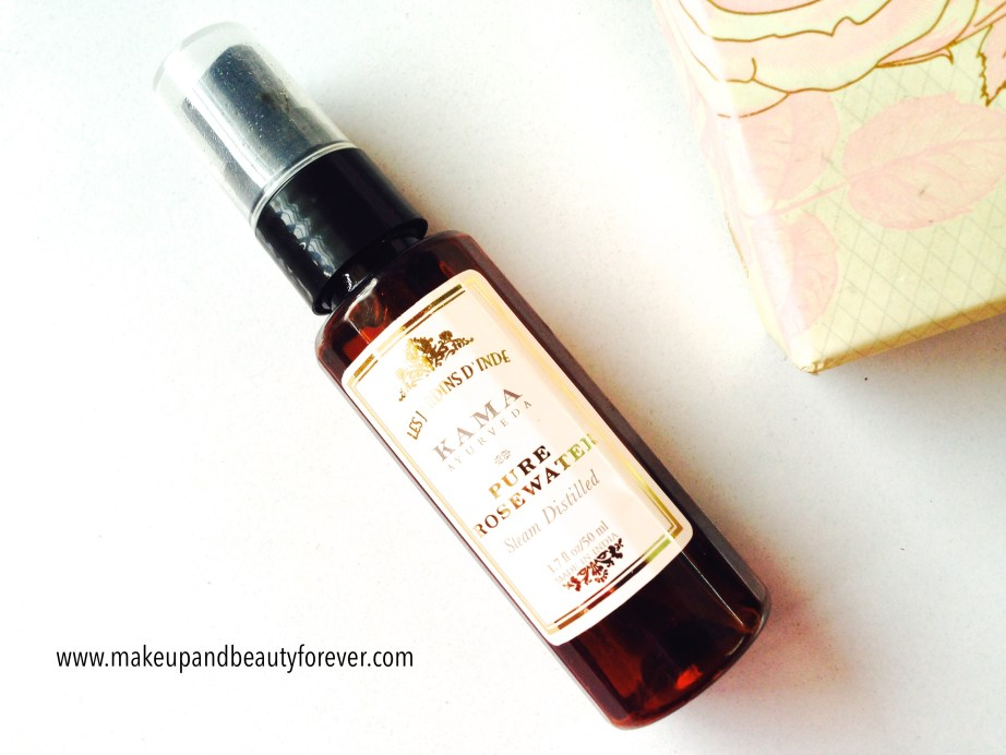 Kama Ayurveda Pure Rosewater Review