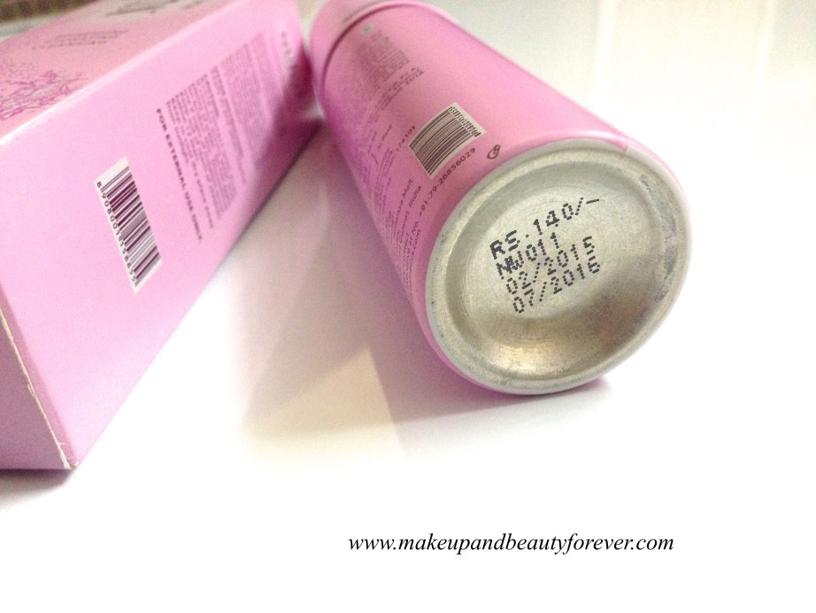 Nufeel Facial Spray for Women Review 5