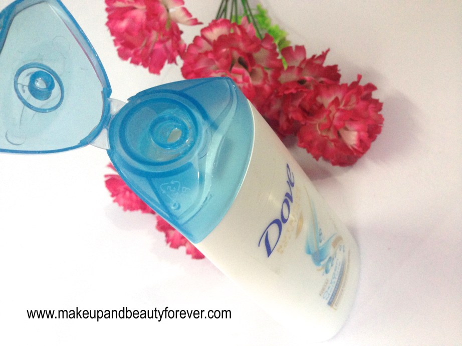 Dove Oxygen Moisture Shampoo Review 3