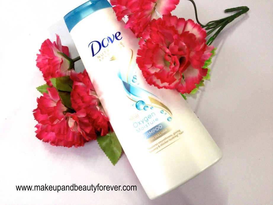Dove Oxygen Moisture Shampoo Review