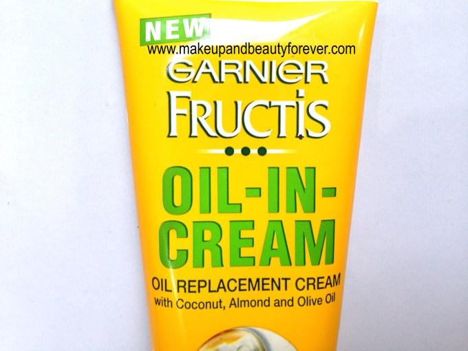 Garnier Fructis Triple Nutrition Oil-In-Cream Review 3