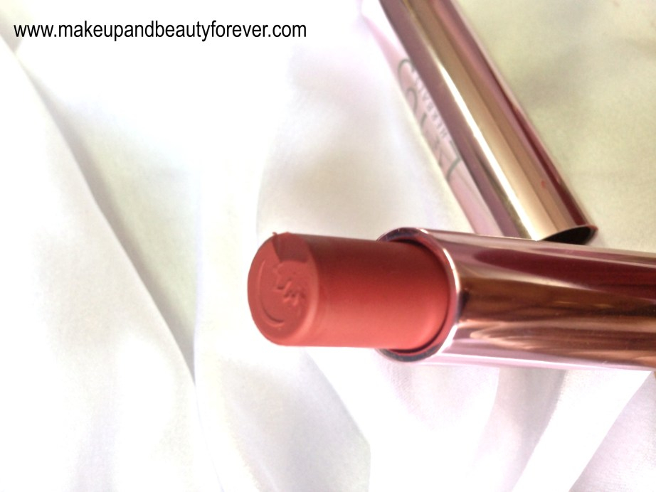 Lotus Herbals Ecostay Long Lasting Lip Colour Rose Mary 408 Review 3