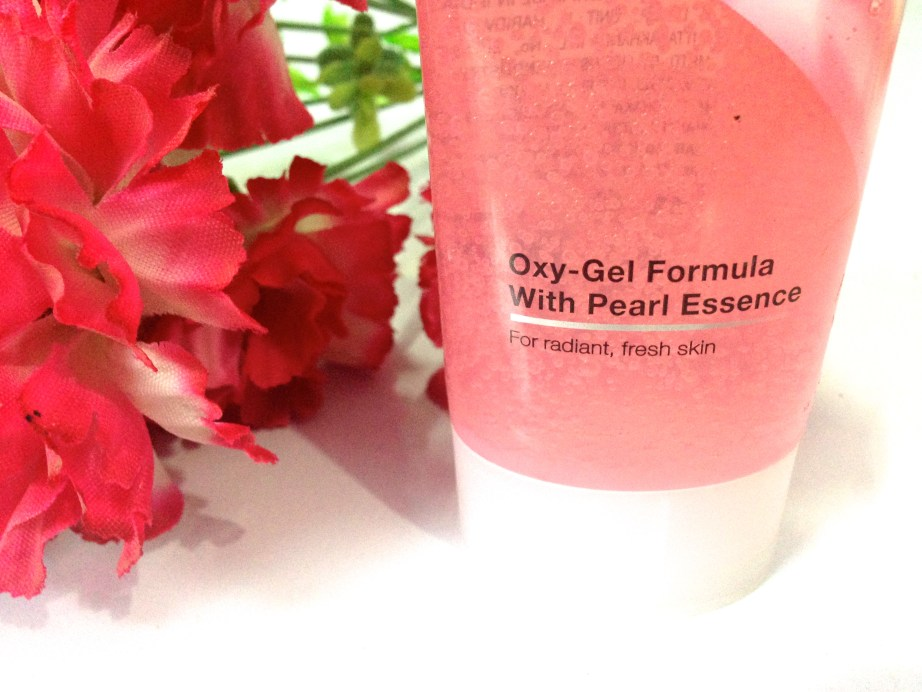 Ponds White Beauty Pearl Cleansing Gel Review 5