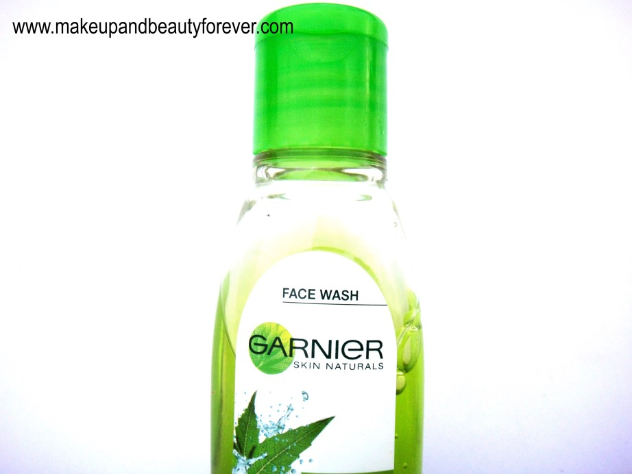 Garnier Pure Active Neem and Tulsi High Foaming Face Wash Review Online