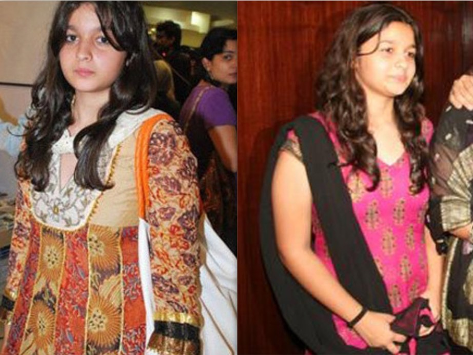 Alia Bhatt weight loss without no makeup