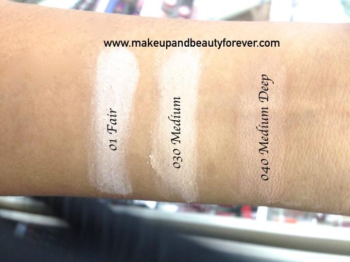 All Revlon Nearly Naked Pressed Powder Review Shades Swatches Price Details Fair Medium Medium Deep