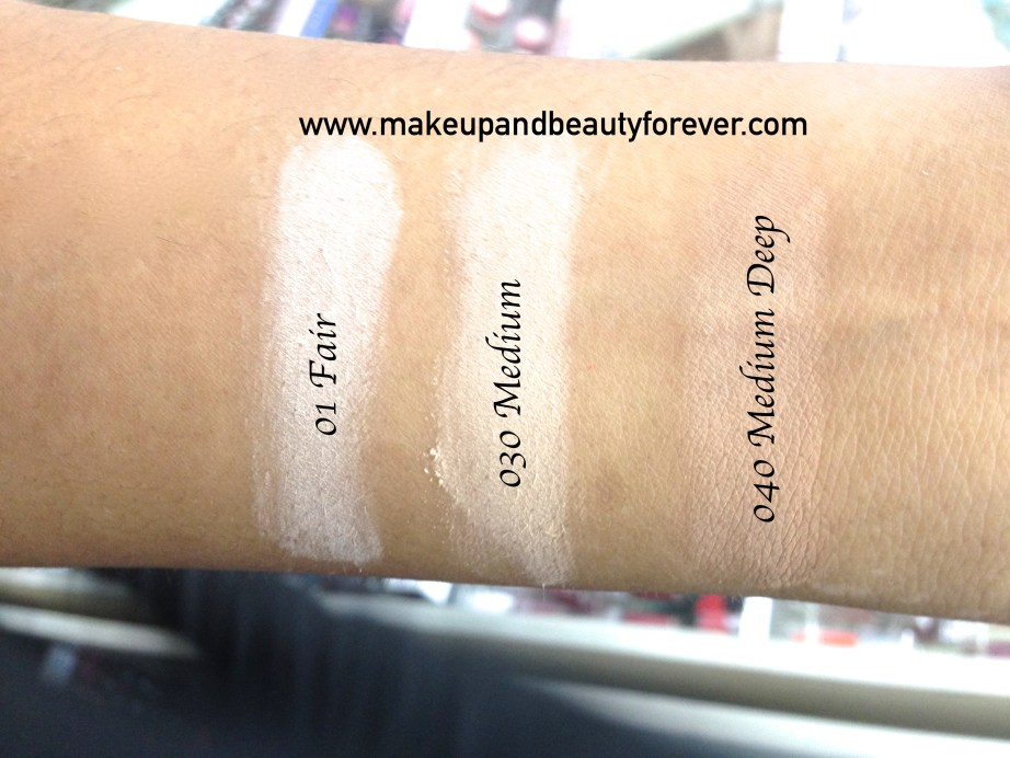 All Revlon Nearly Naked Pressed Powder Review Shades Swatches Price Details Fair Medium Medium Deep