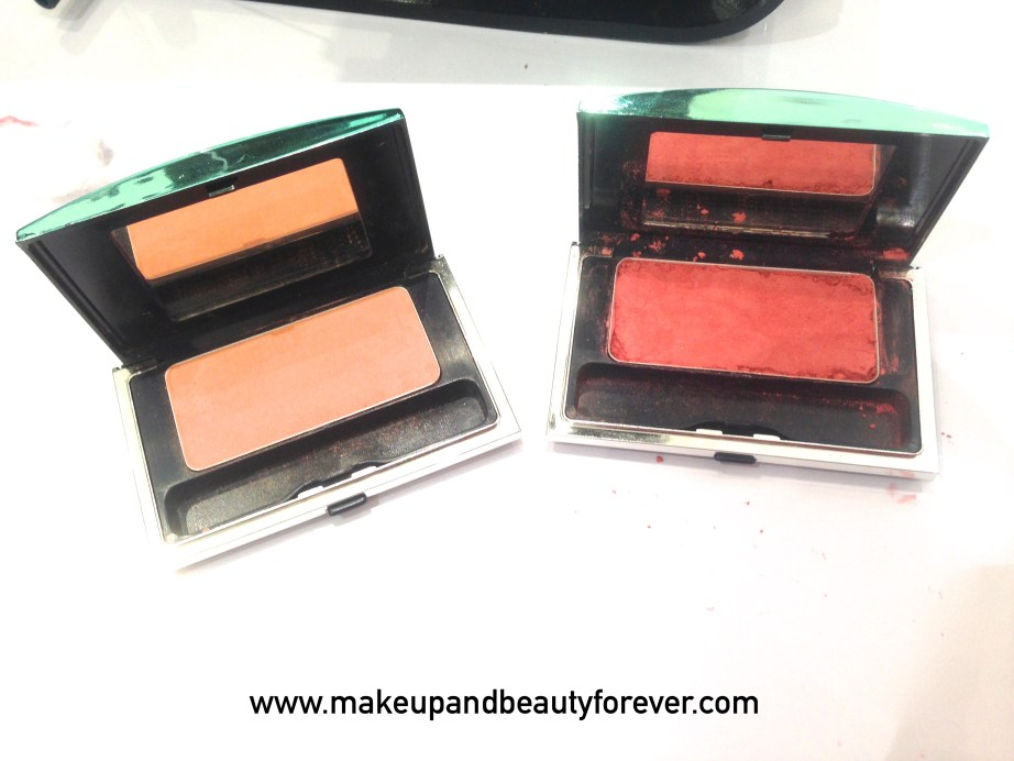 Chambor Summer 2015 Happy Hues Collection Blush Mermaid Blush and Coral Islands Review Shades Swatches Price and Details