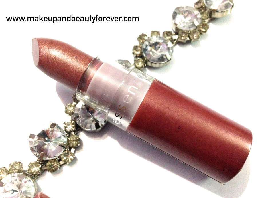 Essence cosmetics Lipstick Glamour Queen 31 Review swatch price buy India