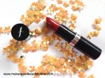 Faces Canada Go Chic Lipstick Poppy Red 411 Review, Swatches and Price