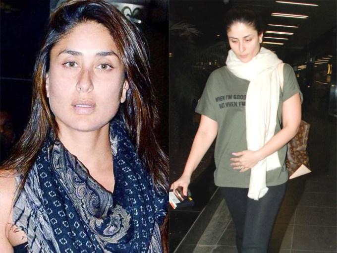 Kareena Kapoor without no makeup