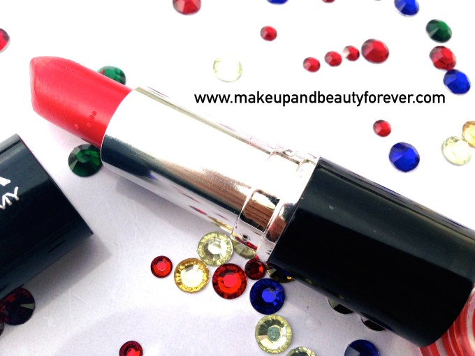 MUA Makeup Academy Lipstick Shade 13 Review 2