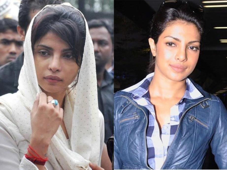 Priyanka Chopra without no makeup