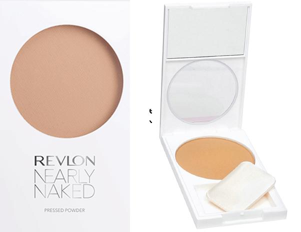 Revlon Nearly Naken Pressed Powder India Review Swatches Shades Price