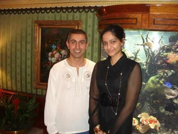 Sonam Kapoor without makeup 1