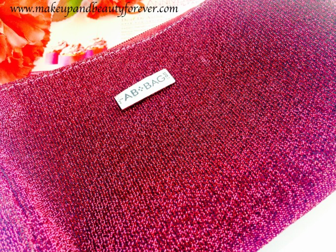 Fab Bag September 2015 3rd Anniversary Special MBF Blog