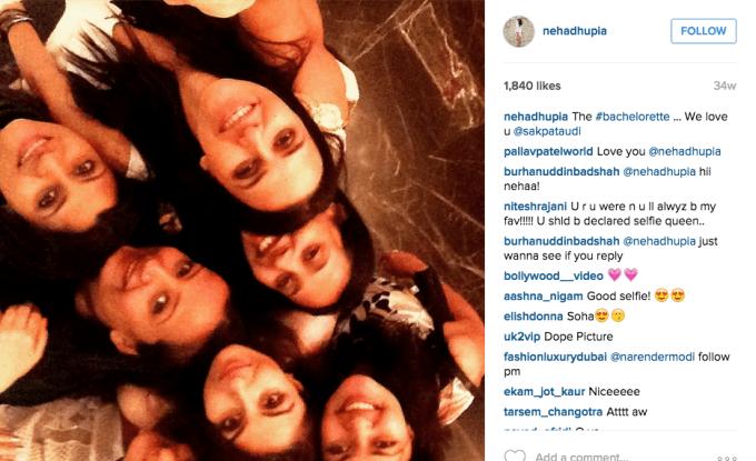 Soha Ali Khan Bachelorette Party photos India