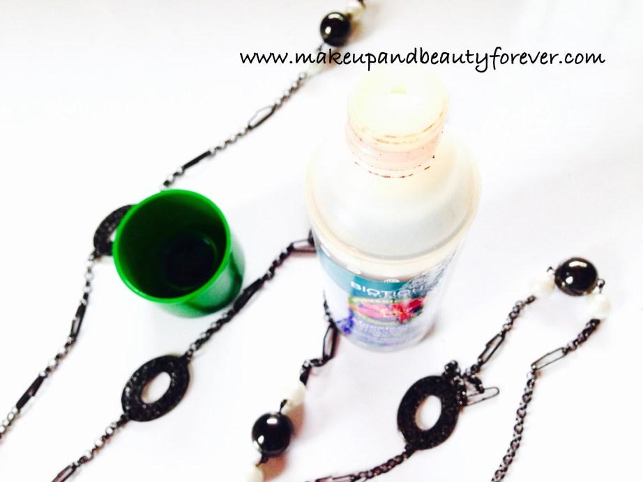 Biotique Bio Mountain Ebony Fresh Growth Stimulating Hair Serum Review Incredibe India