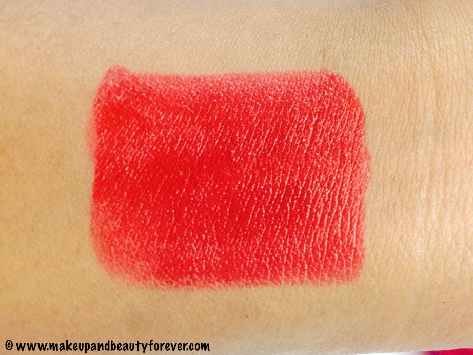 Lakme R352 Enrich Satin Lipstick Review Swatches FOTD 2