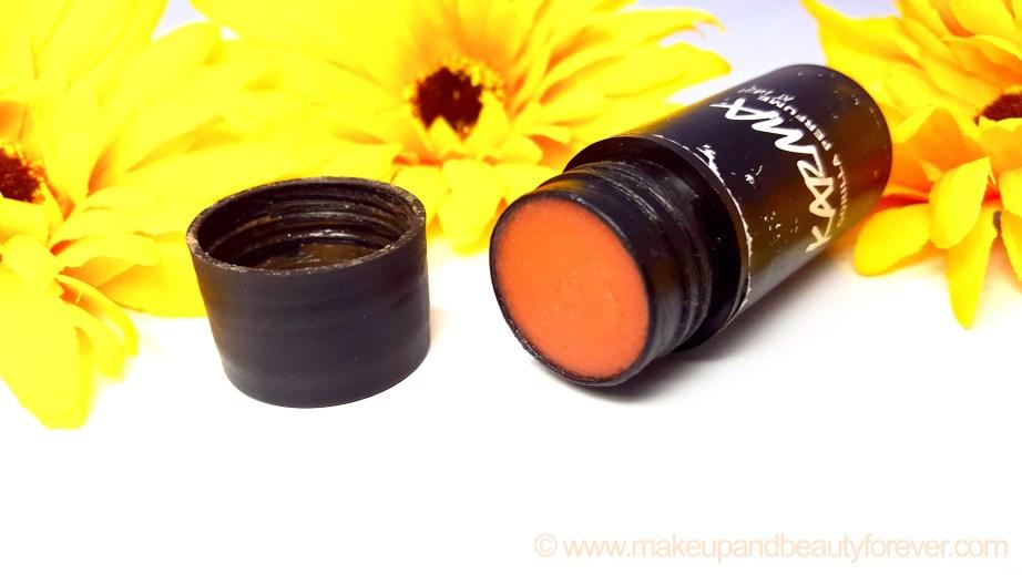 Lush Karma Gorilla Solid Perfume Review India MBF