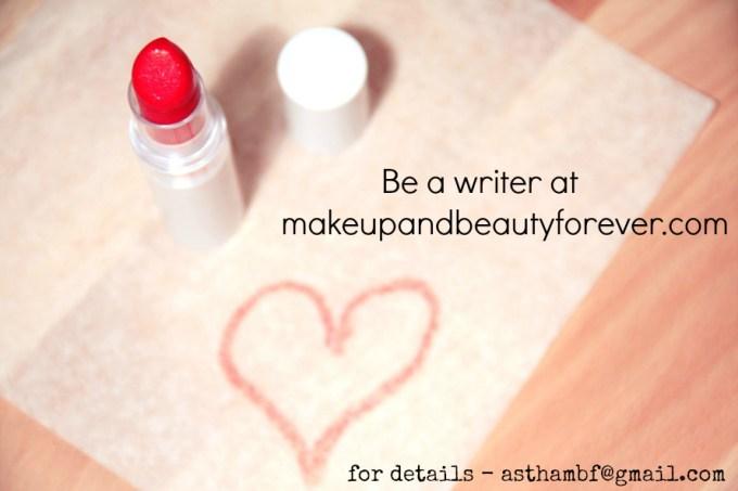 Makeupandbeautyforever makeupandbeauty forever writer
