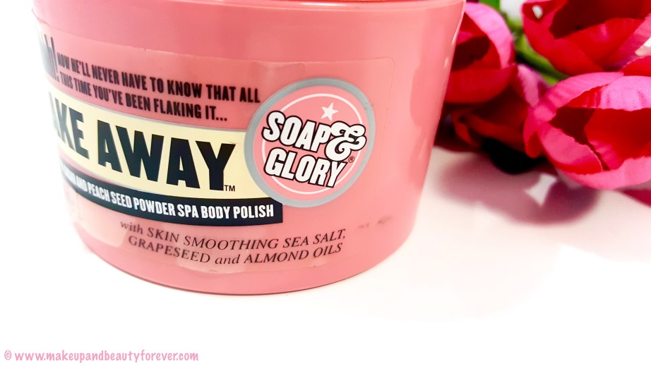 Soap & Glory Flake Away Body Scrub Polish Review USA