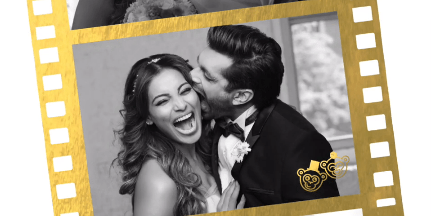 Bipasha Basu Karan Grover Wedding Invitation Photo Monkey Wedding