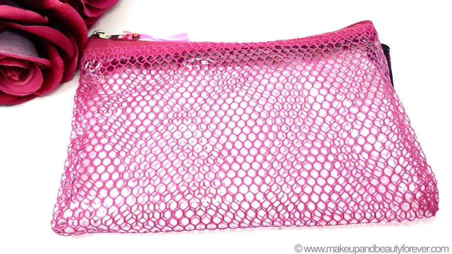Fab Bag May 2016 The Summer Escapade transparent bag