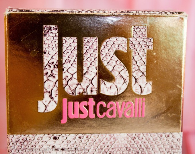 Just Gold Just Cavalli Perfume Review