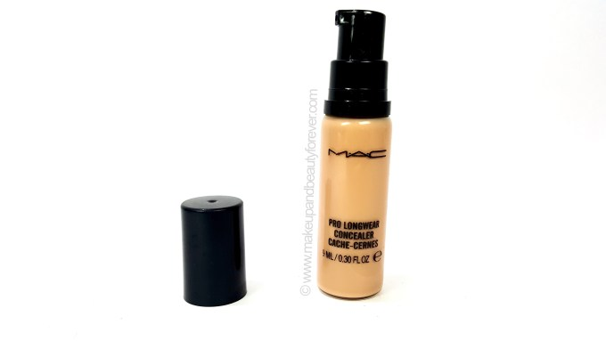 MAC Pro Longwear Concealer Review Swatches Makeup blog