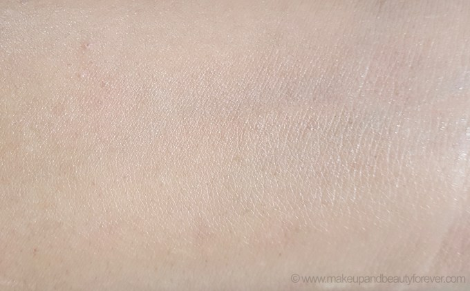 MAC Pro Longwear Concealer Review Swatches blended