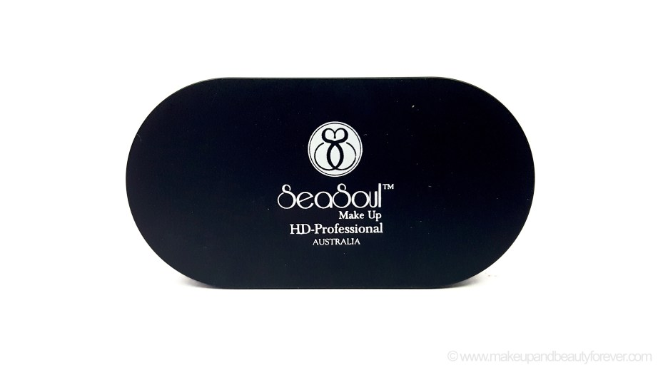 SeaSoul Makeup HD Eyeshadow Palette SS22 Review