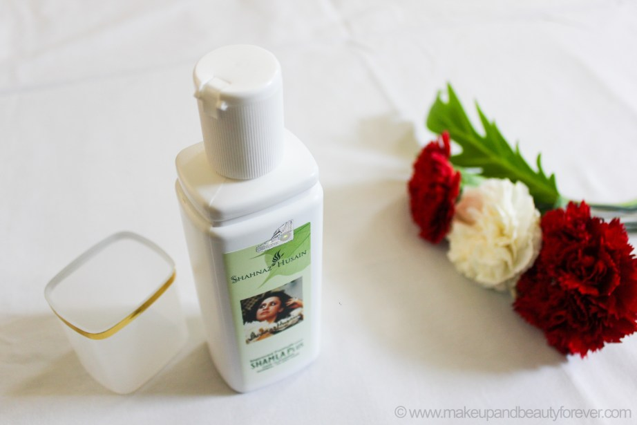 Shahnaz Husain Shamla Plus Hair Cleanser Review Indian Beauty Blog
