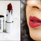Colorbar Ultimate 8 Hour Stay Lipstick Burn it Down Review