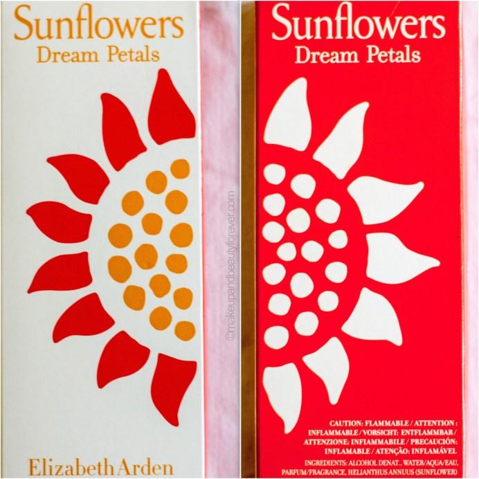 Elizabeth Arden Sunflower Dream Petals EDT Perfume Review USA